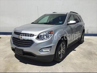 Chevrolet Equinox LT usado (2017) color Plata precio $310,000