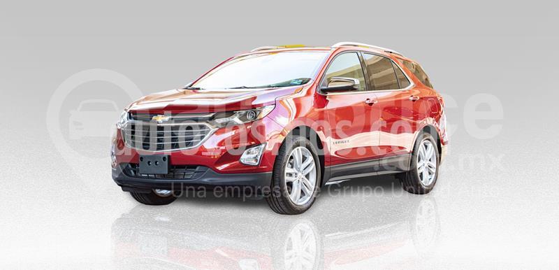 Chevrolet Equinox Premier usado (2019) color Rojo precio $520,000
