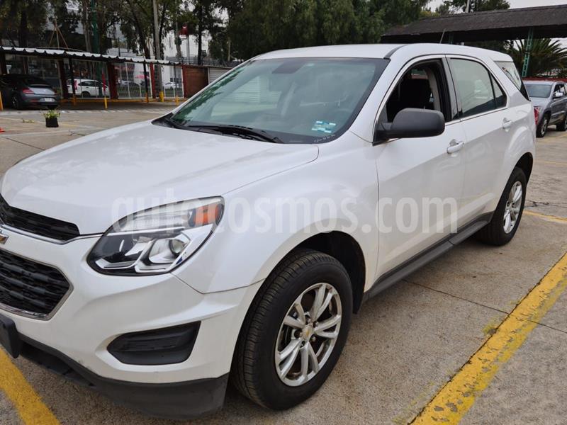 Chevrolet Equinox LS usado (2017) color Blanco precio $265,000