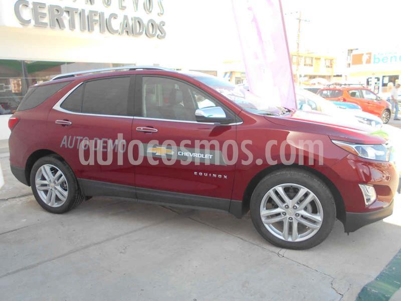 OfertaChevrolet Equinox Premier Plus nuevo color Rojo precio $575,000
