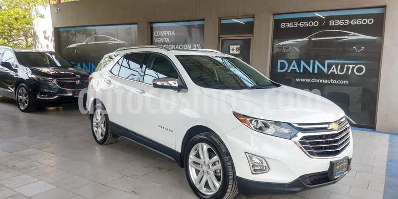 Chevrolet Equinox Premier Plus usado (2018) color Blanco precio $399,000
