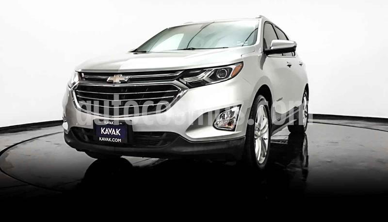 Chevrolet Equinox Premier usado (2018) color Gris precio $392,999