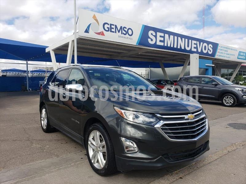 Chevrolet Equinox Premier usado (2018) color Gris precio $340,000