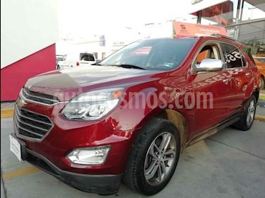 Chevrolet Equinox Premier usado (2017) color Rojo precio $275,000