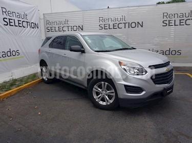 Chevrolet Equinox LS usado (2016) color Plata precio $235,000