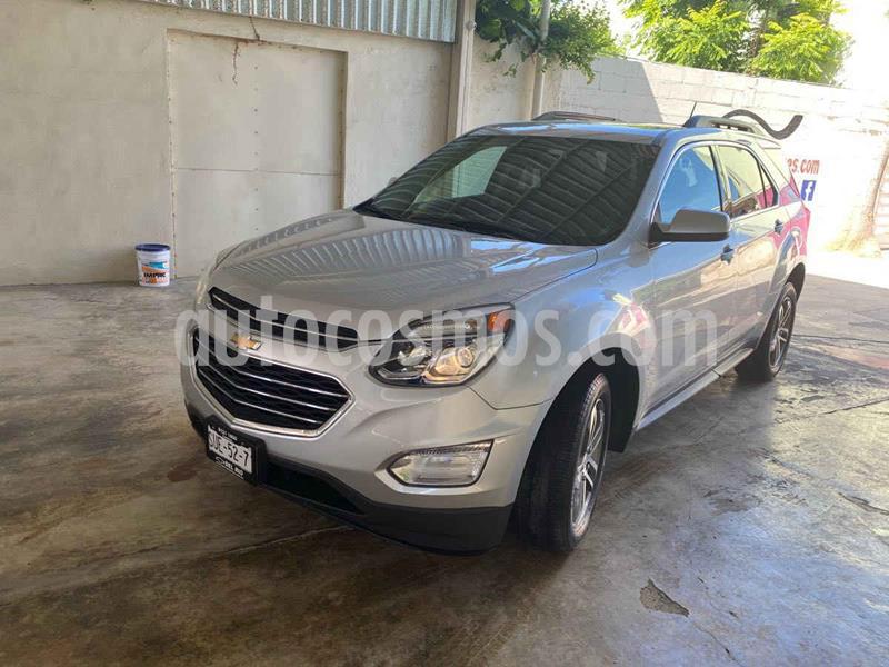 Chevrolet Equinox LT usado (2017) color Gris precio $270,000