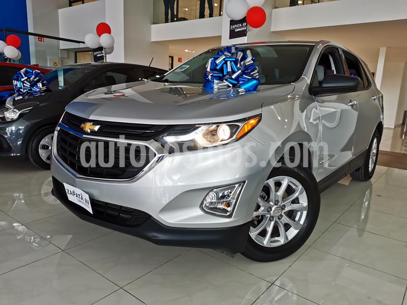 Foto Chevrolet Equinox LS usado (2018) color Plata Brillante precio $319,000