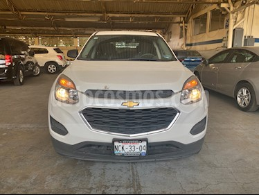 Chevrolet Equinox LT Paq. B usado (2016) color Blanco precio $235,900