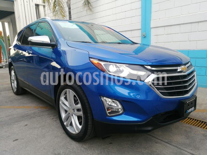 Chevrolet Equinox Premier Plus usado (2019) color Azul Claro precio $492,000