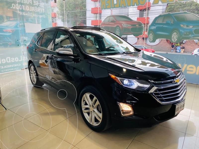 Chevrolet Equinox Premier Plus usado (2018) color Negro precio $369,900