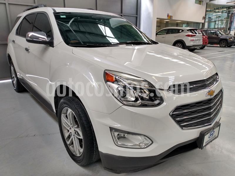Chevrolet Equinox LTZ usado (2016) color Blanco precio $269,900