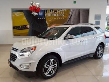 Chevrolet Equinox 5P PREMIER L4/2.4 AUT usado (2017) color Blanco precio $294,777