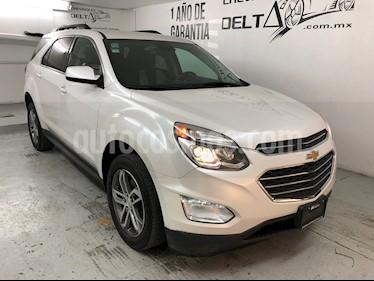Chevrolet Equinox LT Paq. B usado (2017) color Blanco precio $249,900