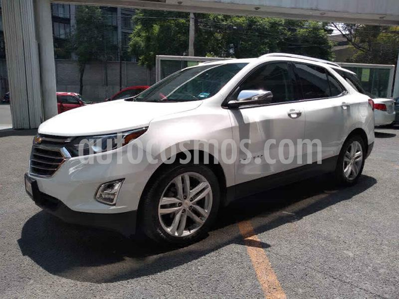 Chevrolet Equinox Premier Plus usado (2019) color Blanco precio $499,000