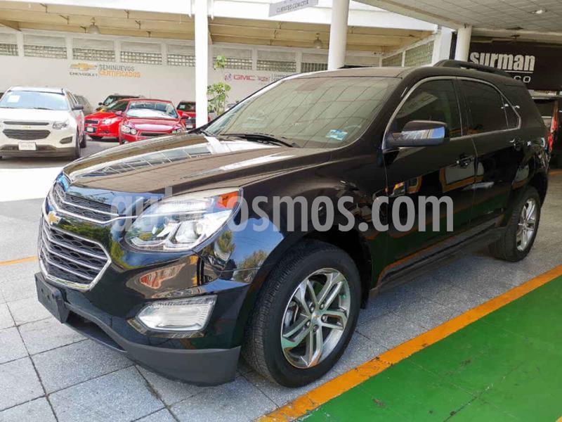 Chevrolet Equinox LT usado (2017) color Negro precio $274,000