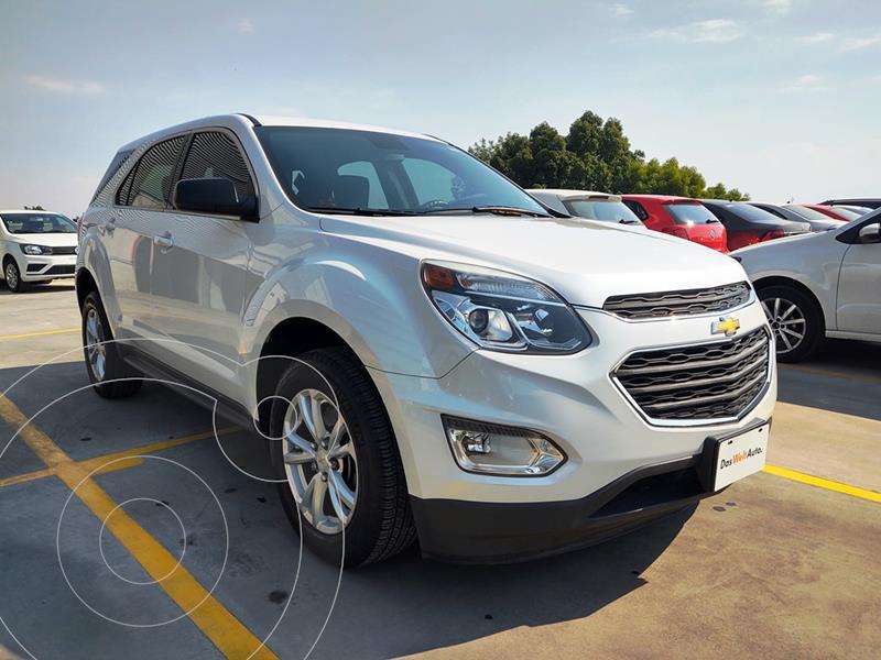 Chevrolet Equinox LS usado (2017) color Blanco precio $269,000