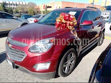 Chevrolet Equinox LT Paq. B usado (2017) color Rojo Cerezo precio $300,000