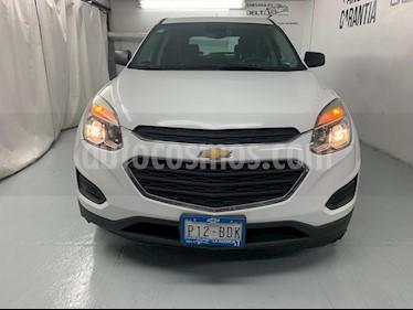 Chevrolet Equinox LT usado (2016) color Blanco precio $225,000