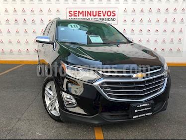 Chevrolet Equinox Premier usado (2018) color Negro precio $385,000