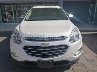 Chevrolet Equinox Premier usado (2017) color Blanco precio $304,000
