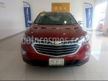 Chevrolet Equinox Premier usado (2018) color Rojo precio $385,000