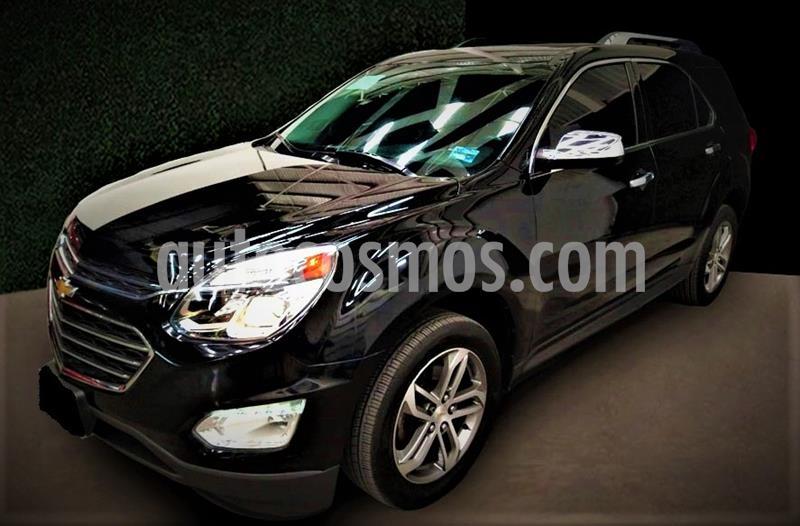 Chevrolet Equinox Premier usado (2017) color Negro precio $314,999