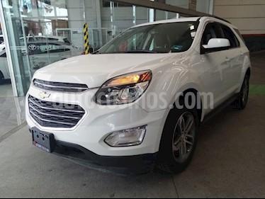 Chevrolet Equinox LT usado (2017) color Blanco precio $279,000