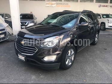 foto Chevrolet Equinox 4p LT L4/2.4 Aut usado (2016) color Gris precio $239,000