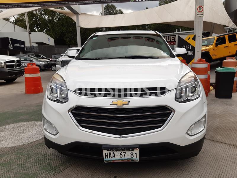 Chevrolet Equinox LT usado (2016) color Blanco precio $232,000
