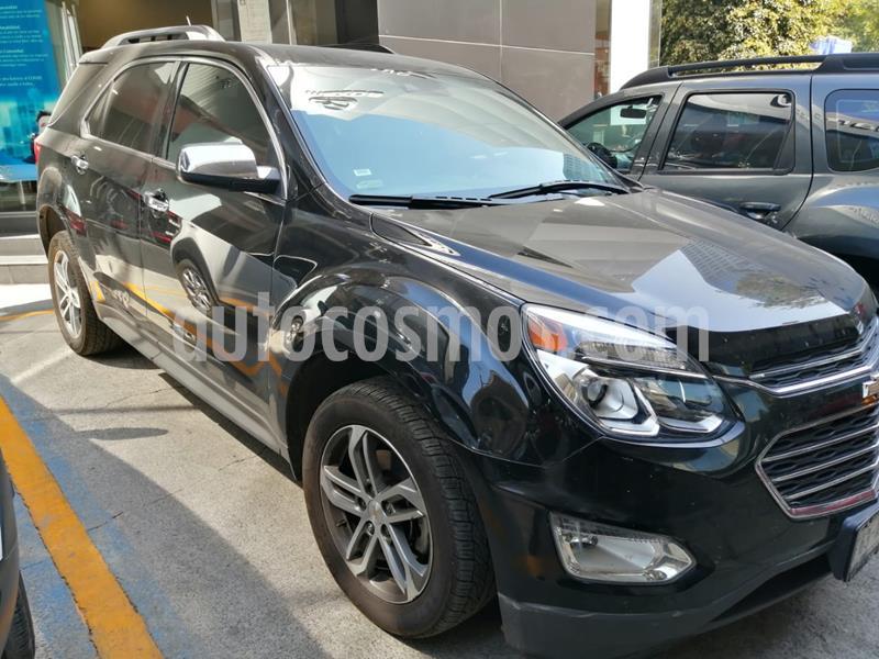 Chevrolet Equinox Premier usado (2017) color Negro precio $285,000
