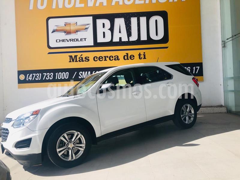 Chevrolet Equinox LS usado (2016) color Blanco precio $230,000