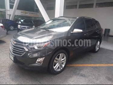 Chevrolet Equinox 5p Premier Plus L4/1.5/ T Aut usado (2019) color Gris precio $459,000