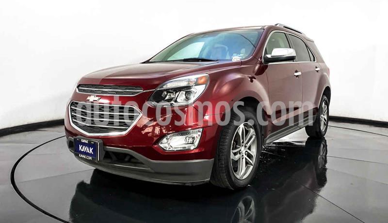 Chevrolet Equinox Premier usado (2017) color Rojo precio $312,999