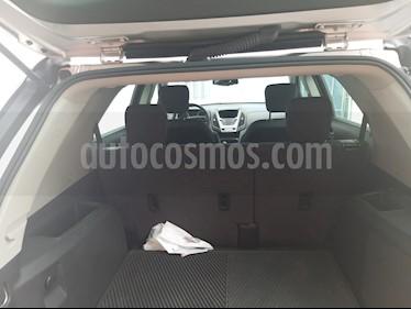 Chevrolet Equinox LS usado (2016) color Plata precio $220,000