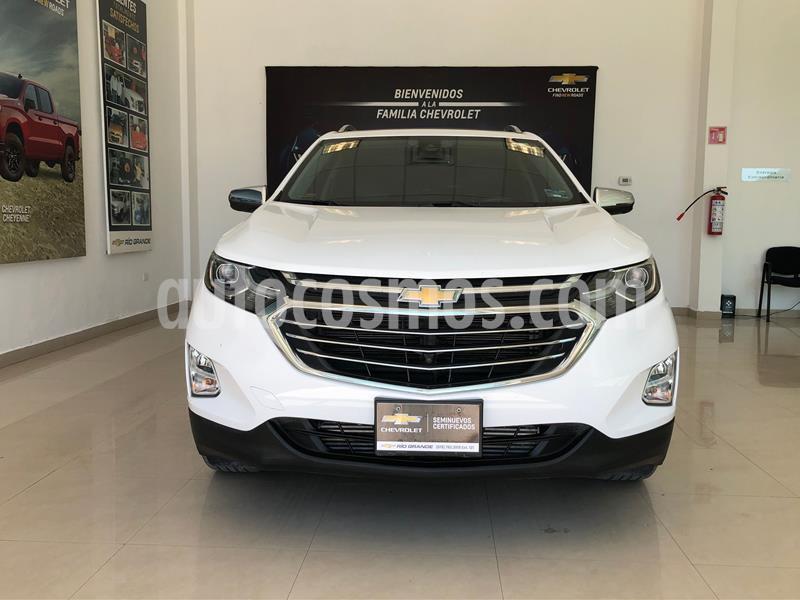 Chevrolet Equinox Premier Plus usado (2019) color Blanco precio $425,000
