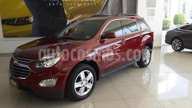 Chevrolet Equinox 5P LT L4 2.4L TA F. LED RA-18 usado (2016) color Rojo precio $291,900