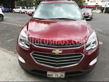 Chevrolet Equinox LT usado (2017) color Rojo precio $295,000