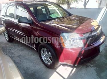 Chevrolet Equinox LS Paq. A usado (2008) color Vino Tinto precio $139,000