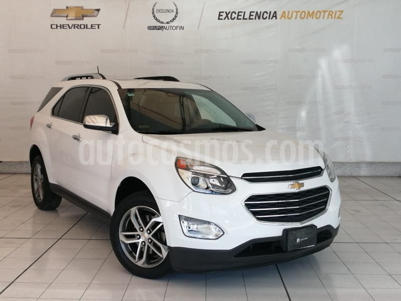 Chevrolet Equinox LTZ usado (2016) color Blanco precio $285,000