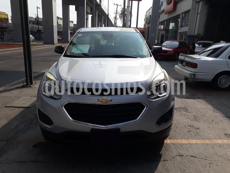 Chevrolet Equinox LS usado (2016) color Plata Dorado precio $215,000