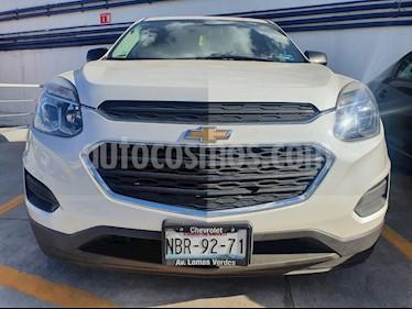 foto Chevrolet Equinox LS usado (2016) color Blanco precio $219,000