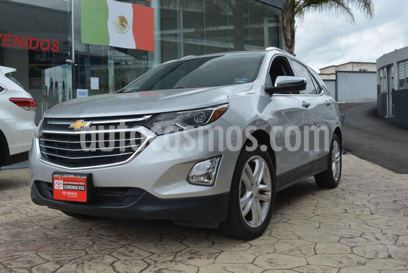 Chevrolet Equinox Premier usado (2018) color Plata precio $335,000