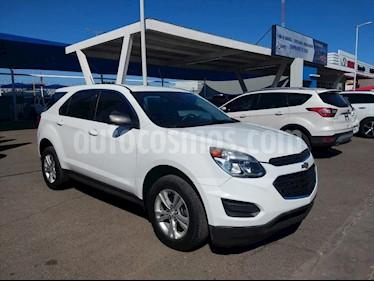 Chevrolet Equinox LS L4/2.4 AUT usado (2016) color Blanco precio $240,000
