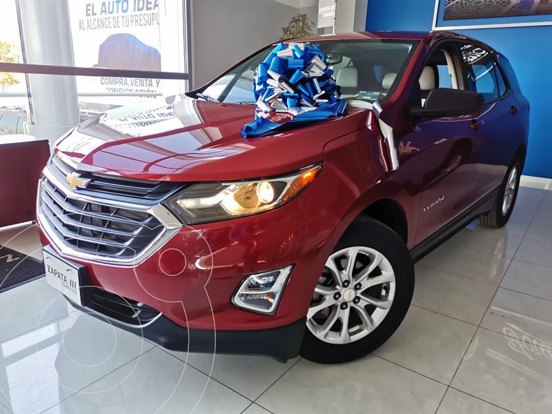 Chevrolet Equinox LS usado (2018) color Rojo precio $324,000