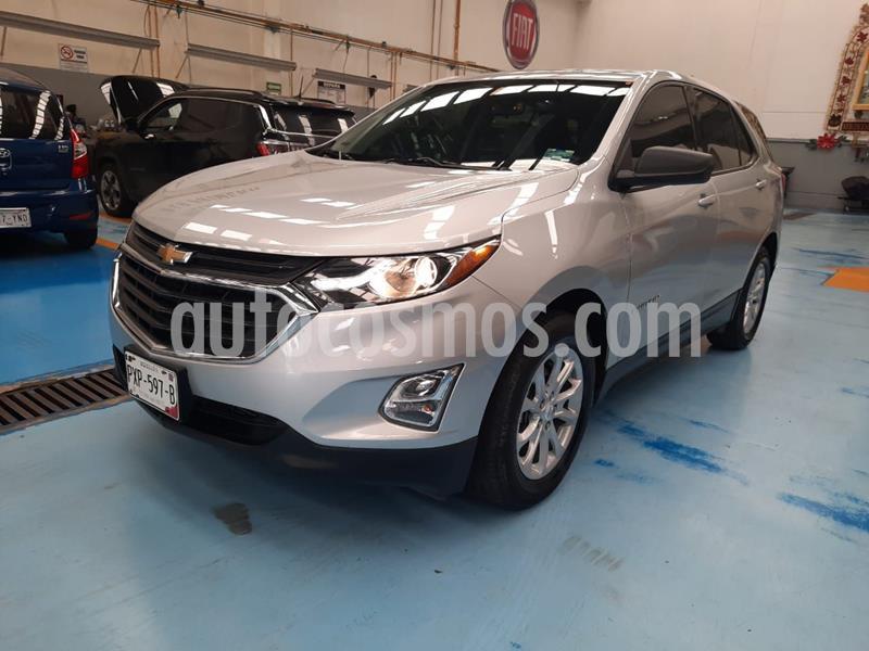 Chevrolet Equinox LS usado (2018) color Plata Dorado precio $330,000