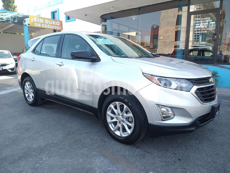 Chevrolet Equinox LS usado (2018) color Plata Dorado precio $339,000