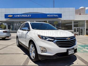 Chevrolet Equinox Premier Plus usado (2020) color Blanco precio $495,000