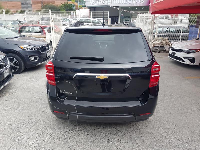 Chevrolet Equinox LT usado (2017) color Negro precio $270,000