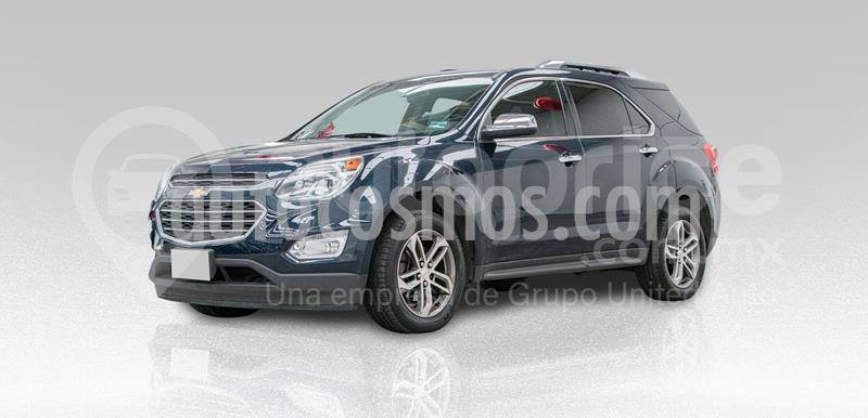 Chevrolet Equinox Premier usado (2017) color Azul precio $285,000