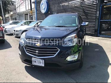 Chevrolet Equinox LTZ usado (2016) color Azul precio $289,000